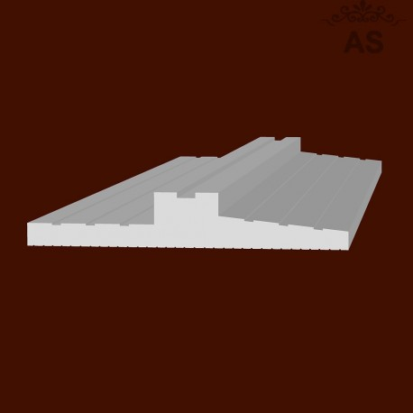 Ciepły parapet - profil